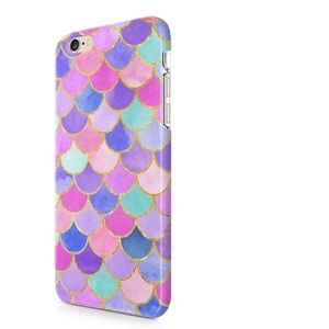 Accessories - NWT Mermaid Scales Soft iPhone 6/6S Case